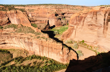national monument: Canyon de Chelly National Monument