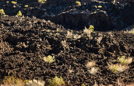 national monument: Sunset Crater National Monument Stock Photo