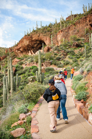 national monument: Tonto National Monument