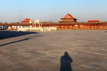 buddhist temple: Sinvsi, buddhist temple