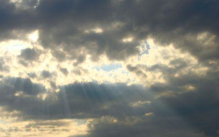 nimbi: Divine light
