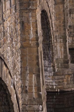 Lancaster Canal Lune Aqueduct Banco de Imagens - 80036618