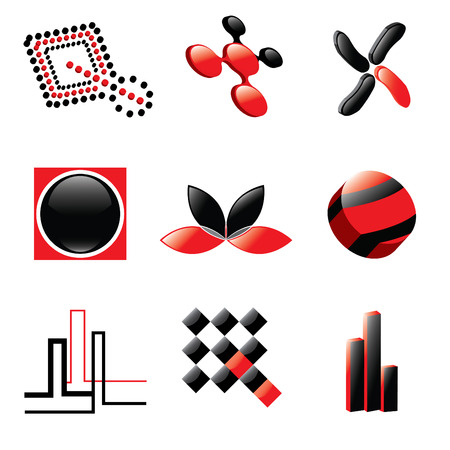 pictorial: Logos and design elements