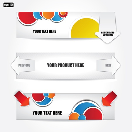 specials: web banners