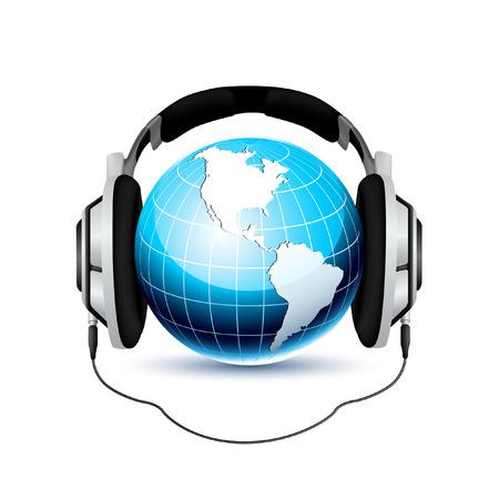 Global Music Concept 版權商用圖片 - 5971858