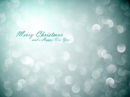 flickering: Las luces parpadeantes | Navidad Fondo | EPS10 vector con capas separadas Vectores