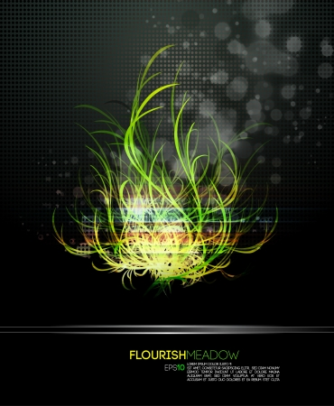 Nature Magic   Flourish Fantasy 向量圖像