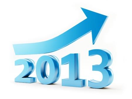 2013 Stock Photo
