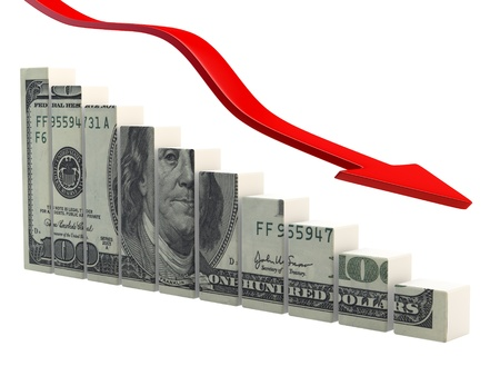 render of dollar financial crisis