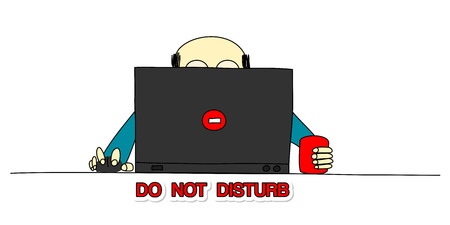 do not: do not disturb