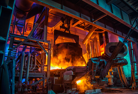 Steel-making workshop Editorial