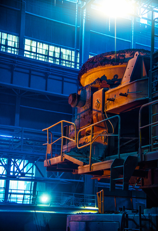 steel-making equipment Editorial