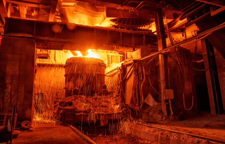 Steelmaking scenario