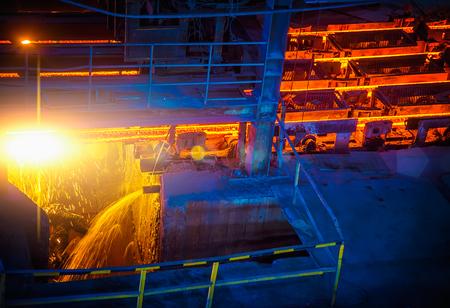 steel ingot industrial