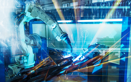 Automatic welding technology