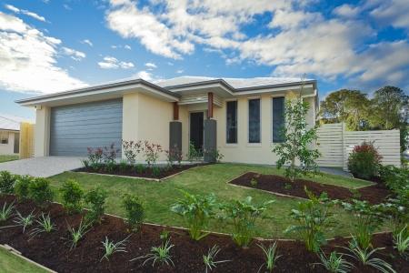 New Vorort Australian Stadthaus
