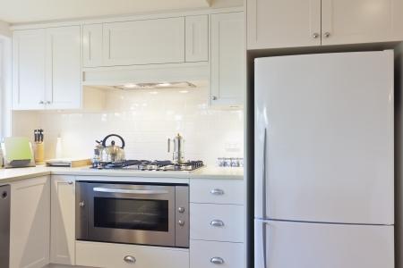 Modern gourmet kitchen inter Stock Photo - 18432716