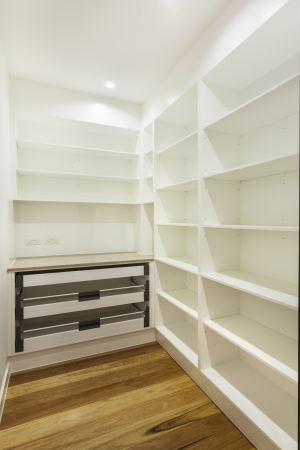 New modern cupboard Stock Photo - 18432747