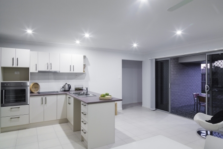 Modern australian home interior photo
