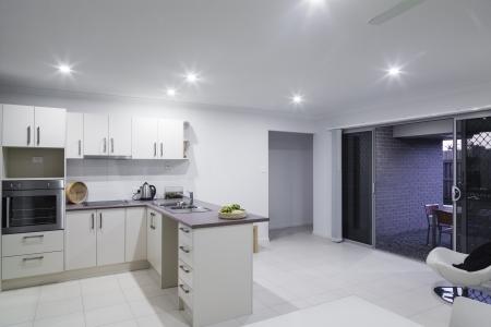 Modern australian home interior Stock Photo - 19798581