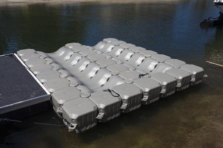 watercraft: New domestic floating watercraft dock