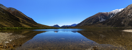 new scenery: New Zealand scenery in spring