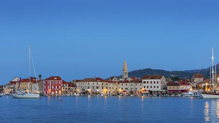 Stari Grad on the island of Hvar in Dalmatia, Croatia