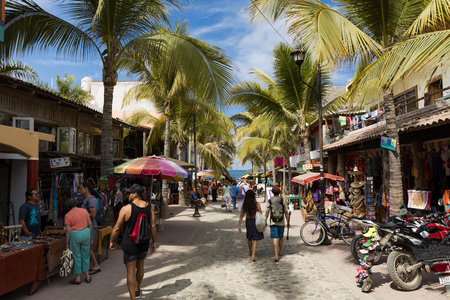 The dreamy surfing village of Sayulita, Nayarit, Mexico