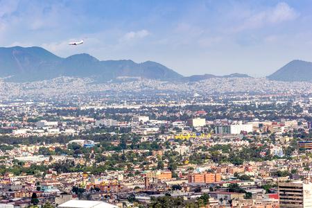 メキシコの都市景観