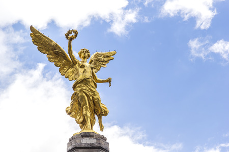 MEXICO CITY, MEXICO - CIRCA MAY 2013: Independence Angel