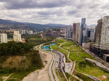 Mexico City - Santa Fe Parque la Mexicana