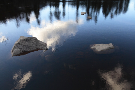 reflection water: Water reflection