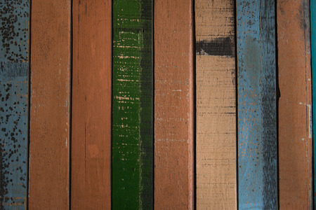 worn structure: Old wood plank background Stock Photo