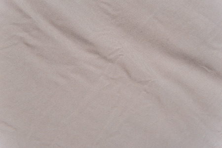 bedsheet: Beautiful color wrinkled bedsheet background texture. Stock Photo