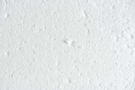 synthetically: Close up of white color foam textured background.