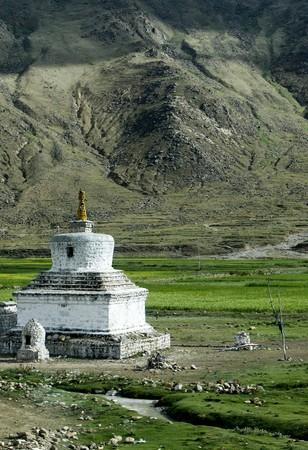 lamaism: White tower