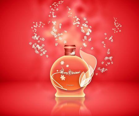 christmas perfume: Christmas Perfume