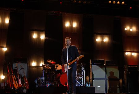 adams: Bucharest - Romania, September 20, 2009 - Bryan Adams Performs Live in Izvor Park Editorial