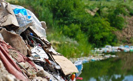 çöplük: Eco.. What? 3 Stok Fotoğraf