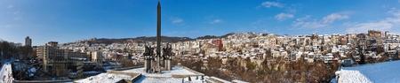 veliko: Old Town Veliko Tarnovo in Bulgaria Europe