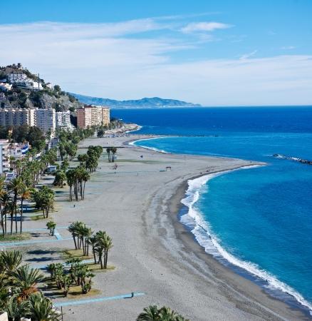Almunecar Panorama View
