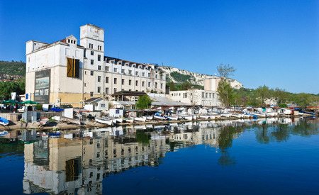 balchik: Balchik Harbor