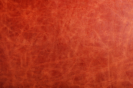 Natural brown leather texture background. Abstract vintage sheepskin backdrop design.