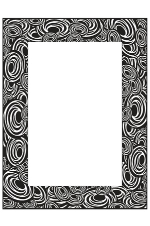 Art Nouveau Design Frames And Elements Royalty Free Cliparts ...