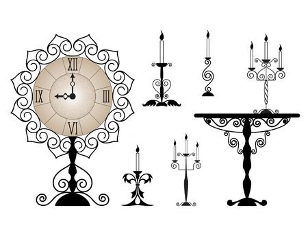 Set of interior elements Vector