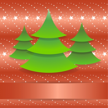 Christmas template Stock Vector - 14037263