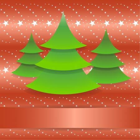 Christmas template Stock Vector - 14037263