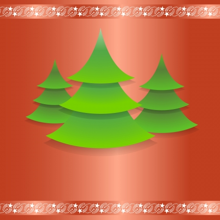 Christmas template Stock Vector - 14037271