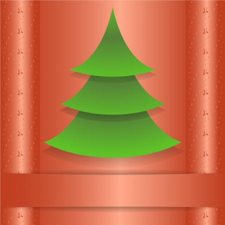 Christmas template Stock Vector - 14037268