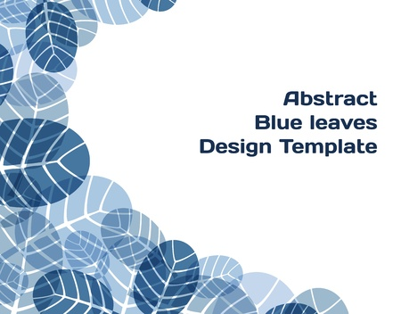 monochromatic: Abstract design template